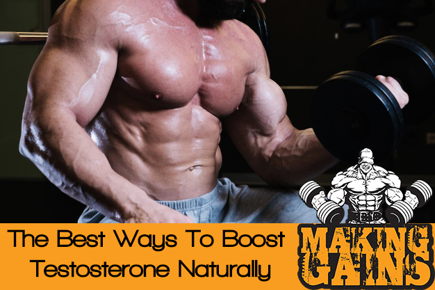 best ways to boost testosterone naturally