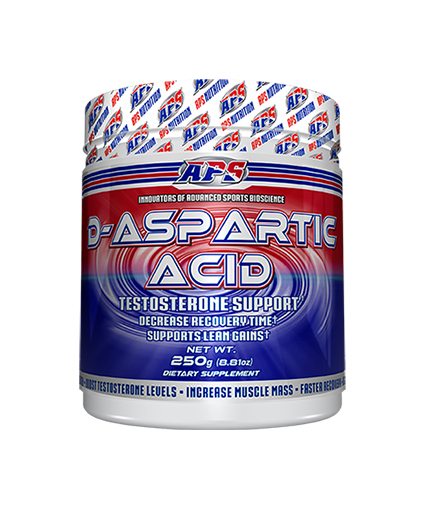 APS Nutrition D-Aspartic Acid