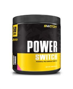 Switch Nutrition Power Switch