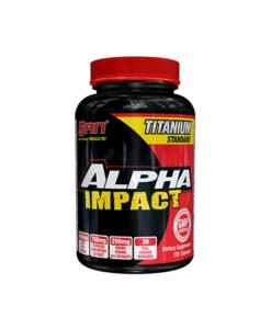 SAN Nutrition Alpha Impact