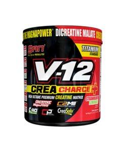 SAN Nutrition V-12 CreaCharge+