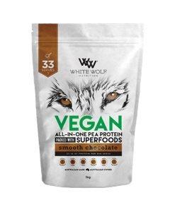 White Wolf Vegan Protein 2lbs