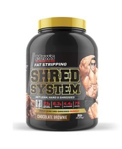 Max's Shred System
