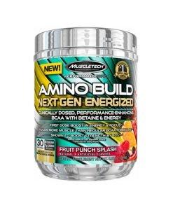Muscletech Amino Buid Next Gen Energized