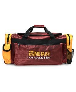 Mutant Gym Bag Maroon