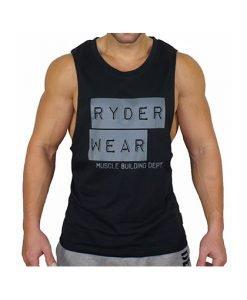 Ryderwear Baller Tank Black