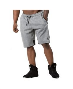 Ryderwear Power Track Shorts Front- Grey
