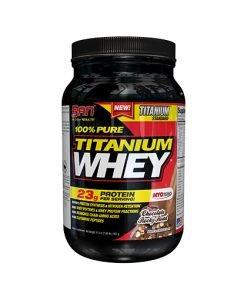 SAN Nutrition 100% Titanium Whey 2lb - Choc Rocky Road